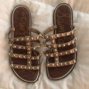 Sam Edelman gladiator sandals. Size 7.